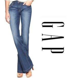 NEW GAP 1969 Ankle Jeans Long & Lean Size 14